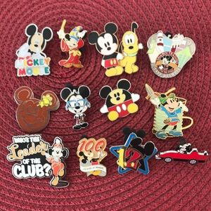 Disney Mickey Mouse Pins